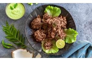 Crispy Ragi Pakodas (Finger Millet Fritters)