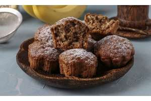 Sanjeevini Banana Cake/Muffins