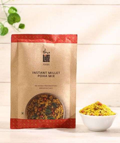 Instant Millet Poha Mix, 200 gm