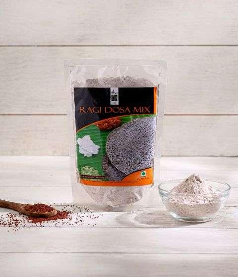 Ragi Dosa Mix (Finger Millet / Nachani), 500 gm