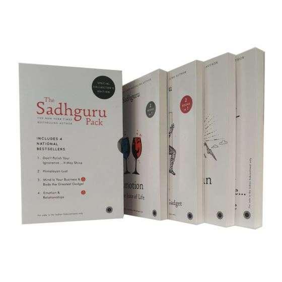 The Sadhguru Pack (4 Best Selling Books)
