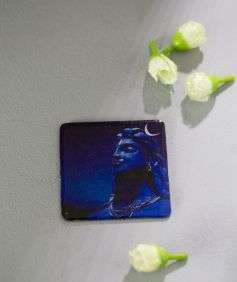 Adiyogi Fridge Magnet