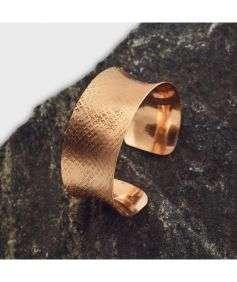 Copper Cuff - Style 3