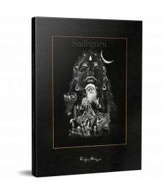 Sadhguru Photo Book by Raghu Rai (Limited Edition)