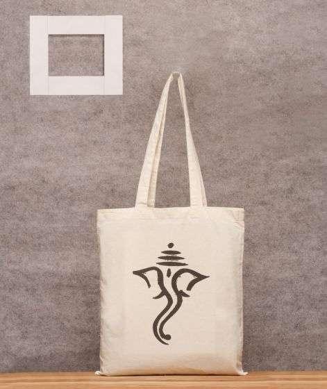 Printed Cotton Bag 6 (Ganesha)