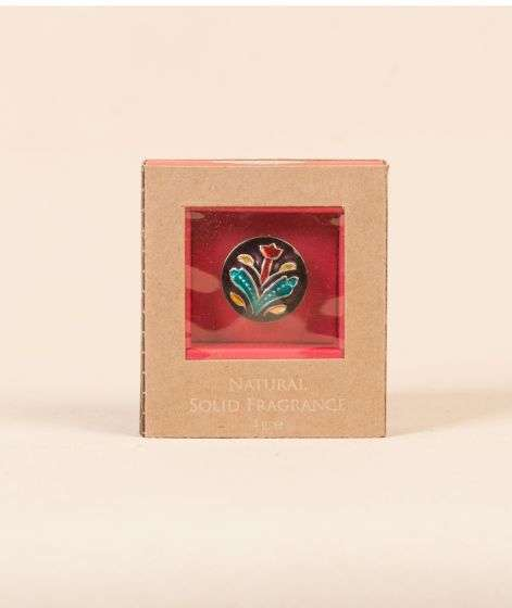 Beeswax Natural Oil Perfume - Indian Summer