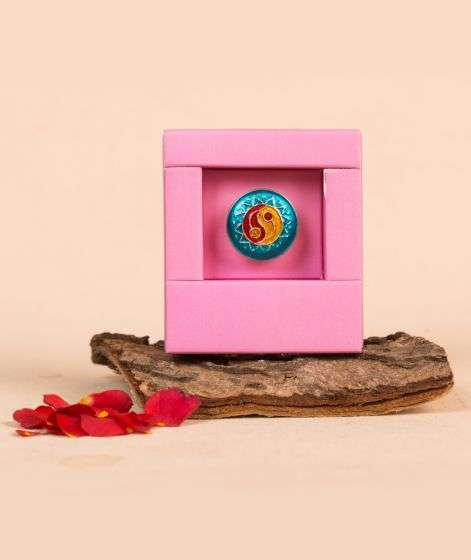 Beeswax Natural Oil Perfume - Wild Rose