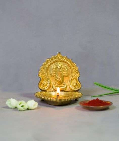 Linga Bhairavi Lamp