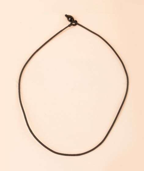 Dhyanalinga Black Pendant Rope