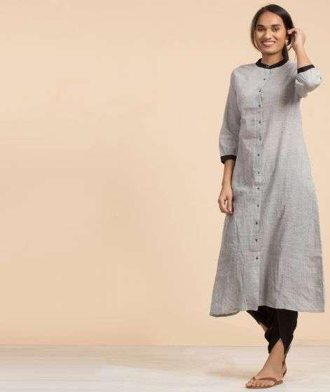 Ladies Muslin Dress 4