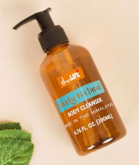 Purely Natural Body Cleanser, 200 ml