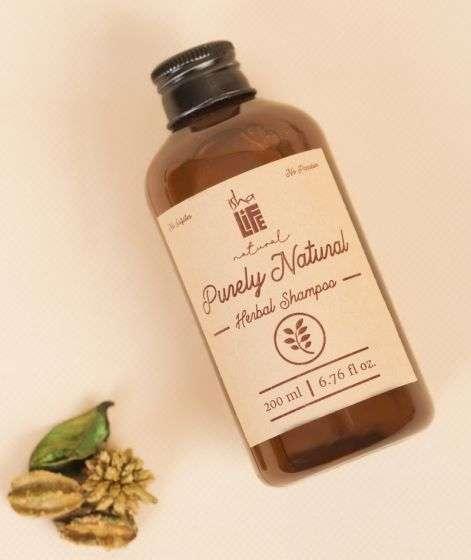 Purely Natural Shampoo, 200 ml