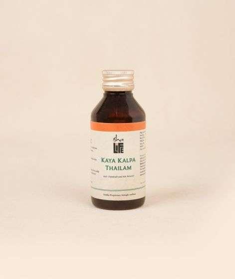 Kaya Kalpa Thailam (Hair Oil), 200 ml