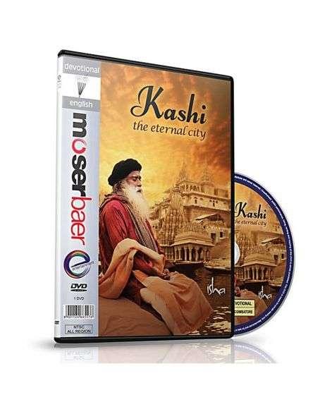 Kashi The Eternal City DVD