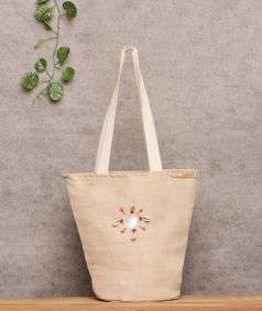 Jute Fashion Hand Bag