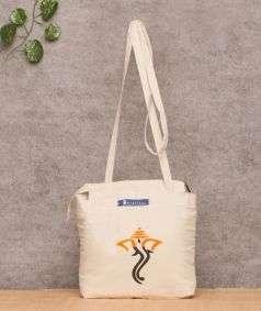 Printed Ganesh Bag