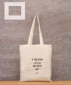 Printed Organic Bag (Change)