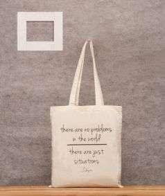 Printed Organic Bag (Situations)