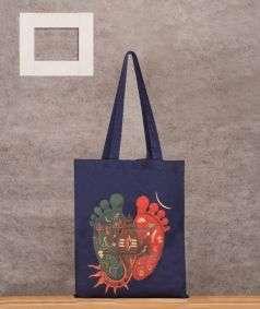 Padam Organic Cotton Carry Bag