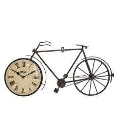 Metal Finish Cycle Clock