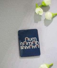 Aum Namah Shivaya Fridge Magnet