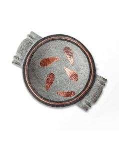 Handcrafted Stone Uruli Design 1