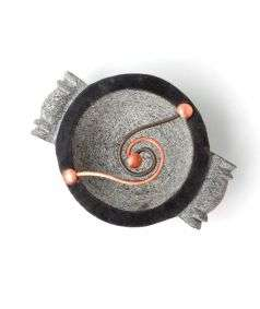 Handcrafted Stone Uruli Design 8