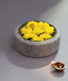 Stone Uruli  Round (Mc)