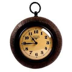 Sillipar Wooden Base Clock