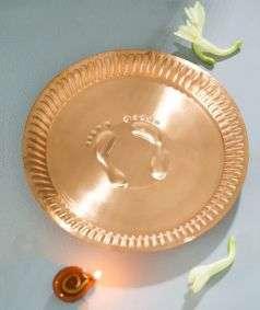 Jeevarasam Pot Plate - Big