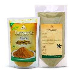 Neem & Turmeric Powder Combo Pack