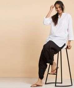 Ladies V Neck Kurtha Style 1