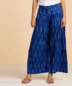 Ladies Ikat Pant Style 1