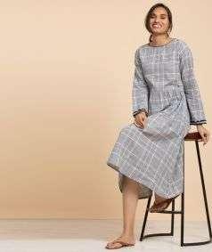 Ladies Muslin Dress 1
