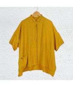 Ladies kala cotton shirt style 1