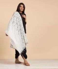 Cotton Shawl Style 2