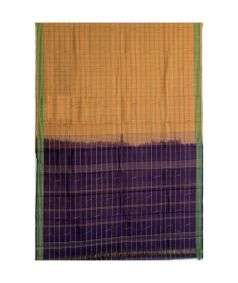 Muslin Cotton Saree Style 2
