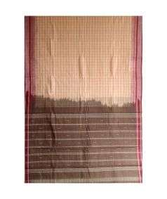 Muslin Cotton Saree Style 10