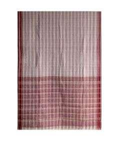Muslin Cotton Saree Style 13