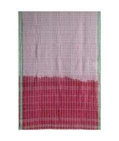 Muslin Cotton Saree Style 15