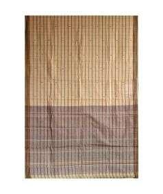 Muslin Cotton Saree Style 23