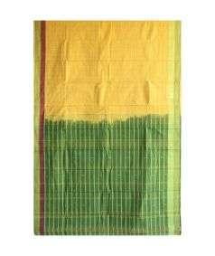 Muslin Cotton Saree Style 28