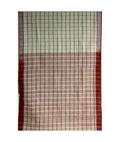 Muslin Cotton Saree Style 44
