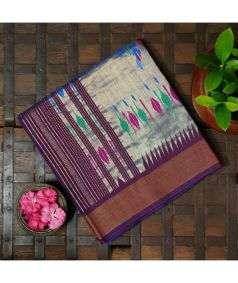 Handloom Paitani Saree Style 5