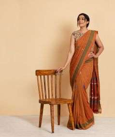 Handloom Gollabhama Saree Style 4