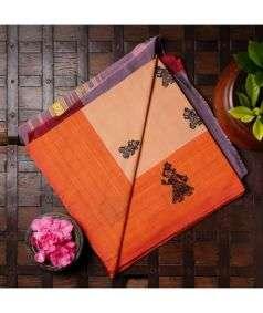 Handloom Gollabhama Saree Style 9