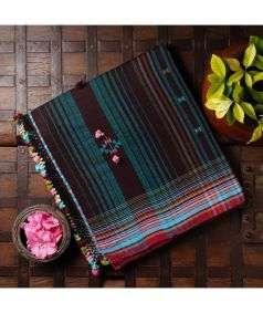 Cotton Bhujodi Saree Style 8