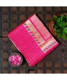 Handloom Banaras Silk Saree Style 5