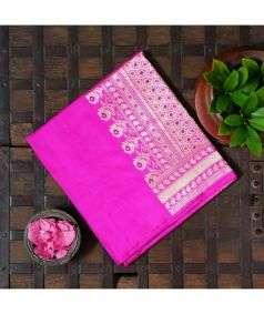 Handloom Banaras Silk Saree Style 6