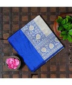 Handloom Banaras Silk Saree Style 7